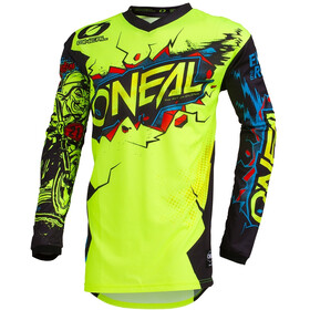 O'Neal Element Maillot de cyclisme Homme, neon yellow